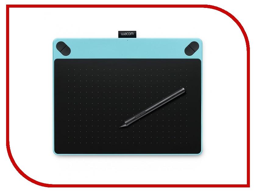 Графический планшет Wacom Intuos Art PT M Mint-Blue CTH-690AB-N wacom intuos photo pt s black графический планшет cth 490pk n