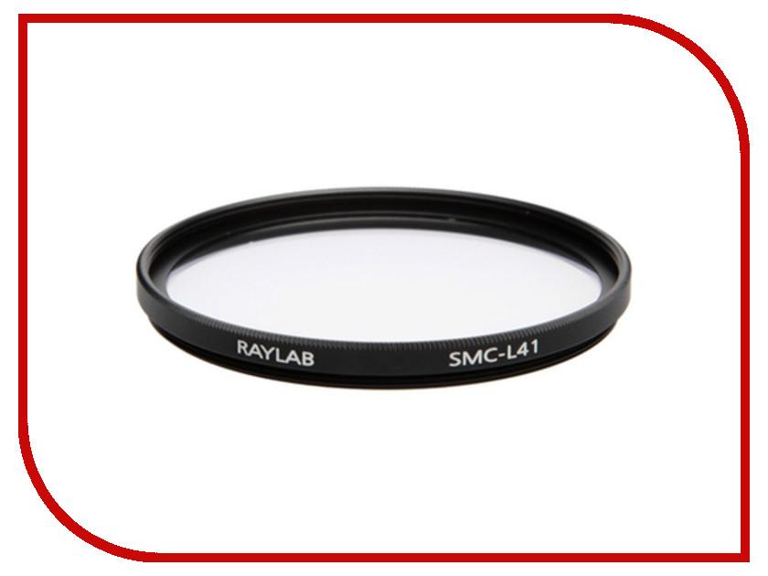 Светофильтр Raylab SMC-L41 40.5mm галогенная лампа raylab xenos rh 1000 gy9 5