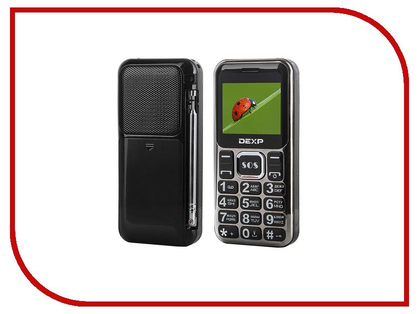 все цены на  Сотовый телефон DEXP Larus S3 Silver-Black  онлайн