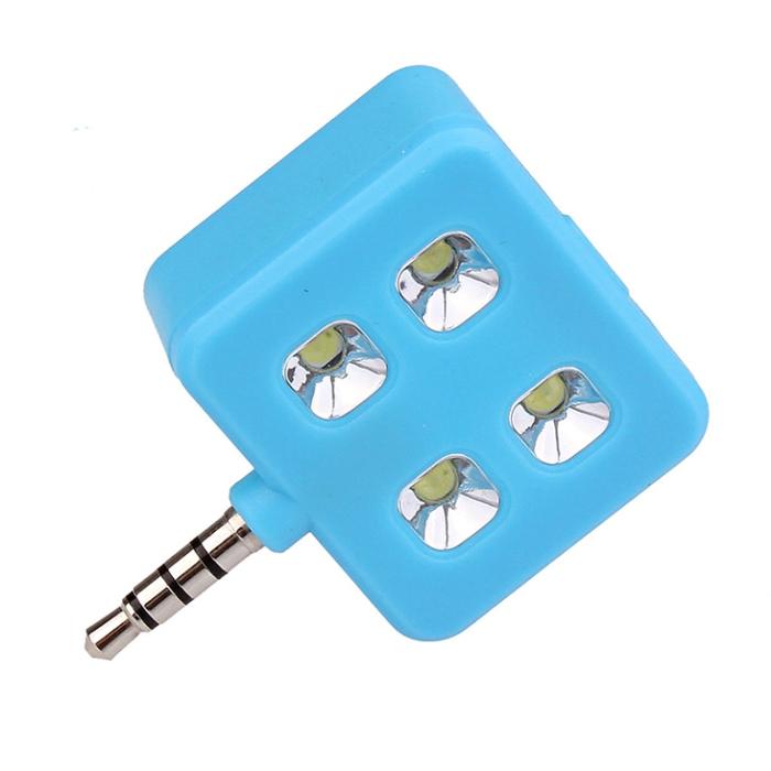 Гаджет Activ Flash Light RK06 4LED Blue 50942<br>
