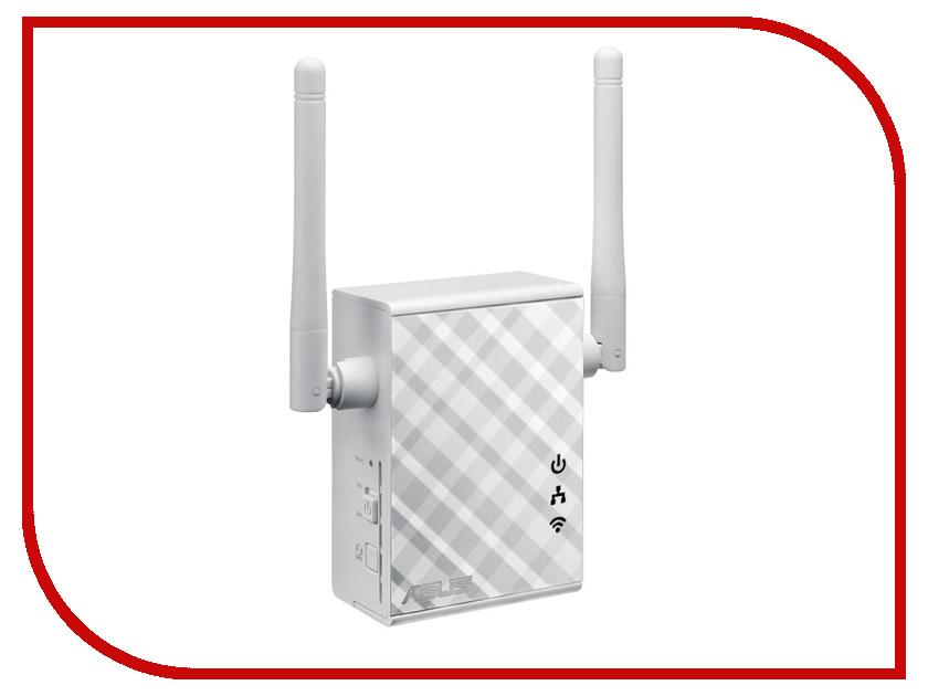 Wi-Fi роутер ASUS RP-N12 wi fi роутер asus rt ac88u