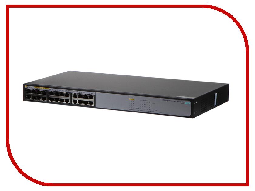 Коммутатор HP 1420-24G-PoE+<br>