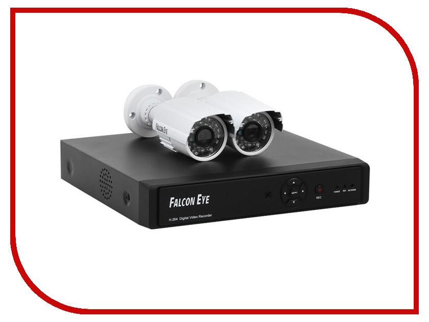 Видеонаблюдение Falcon Eye FE-104AHD Kit Light<br>