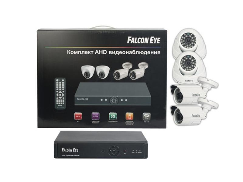 Видеонаблюдение Falcon Eye FE-104AHD-KIT Офис<br>
