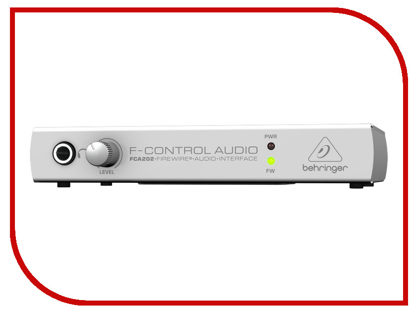 Аудиоинтерфейс Behringer FCA202 behringer 1202