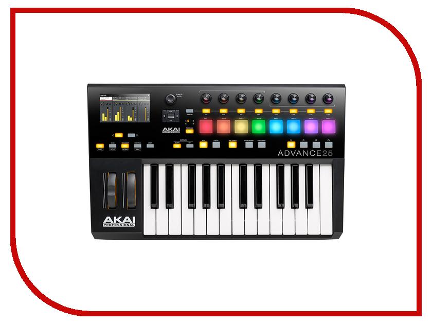 Midi-клавиатура AKAI Advance 25<br>