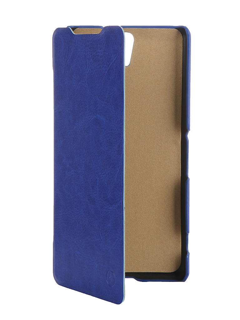 ��������� ����� Sony Xperia C5 Ultra Dual Pulsar Shellcase Blue PSC0775