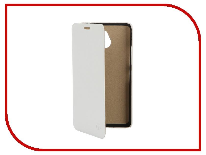 Аксессуар Чехол Microsoft Lumia 640 XL Pulsar Shellcase White PSC0426
