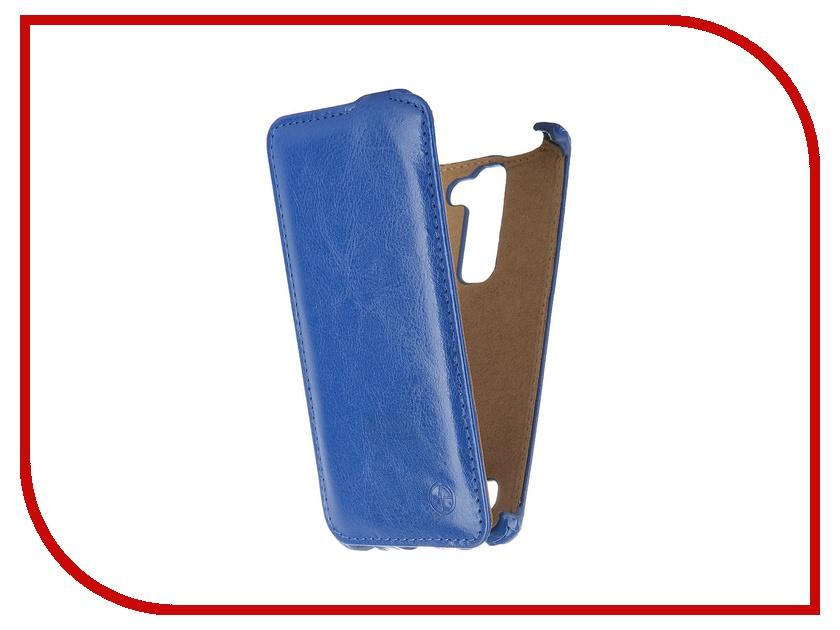 Аксессуар Чехол LG G4C Pulsar Shellcase Blue PSC0786<br>