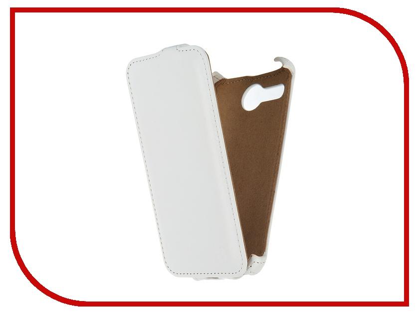 Аксессуар Чехол Acer Liquid Z520 Pulsar Shellcase White PSC0783