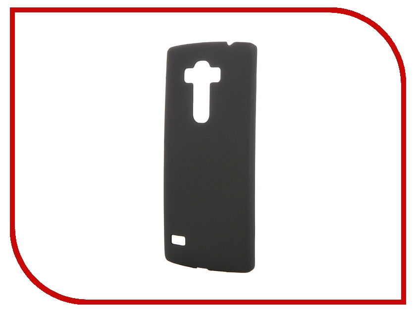 ��������� �����-�������� LG G4s Pulsar Clipcase PC Soft-Touch Black PCC0045