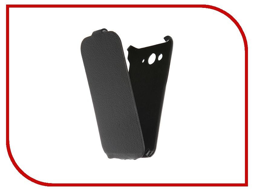 Аксессуар Чехол Samsung Galaxy J7 SM-J700 Mariso Ultra Slim экокожа Black<br>