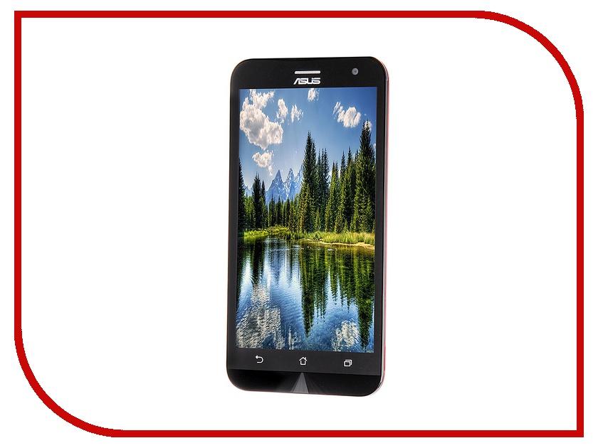 Сотовый телефон ASUS ZenFone 2 Laser ZE550KL 16Gb Red<br>