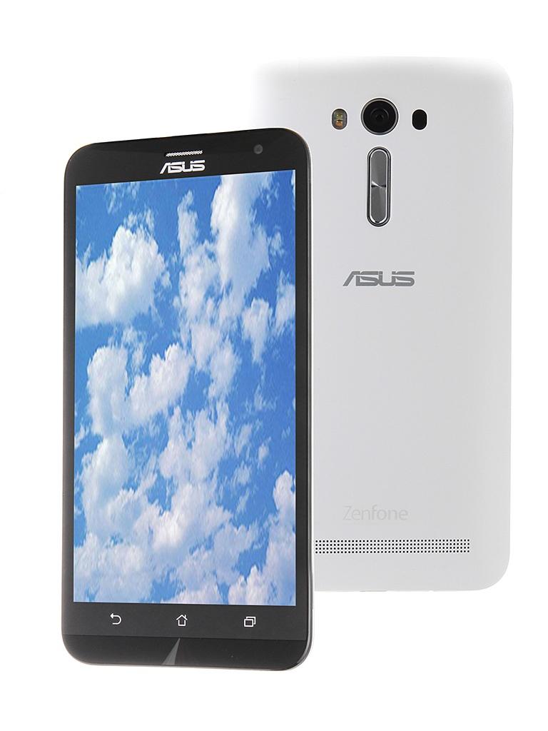 Сотовый телефон ASUS Zenfone 2 Laser ZE550KL White<br>