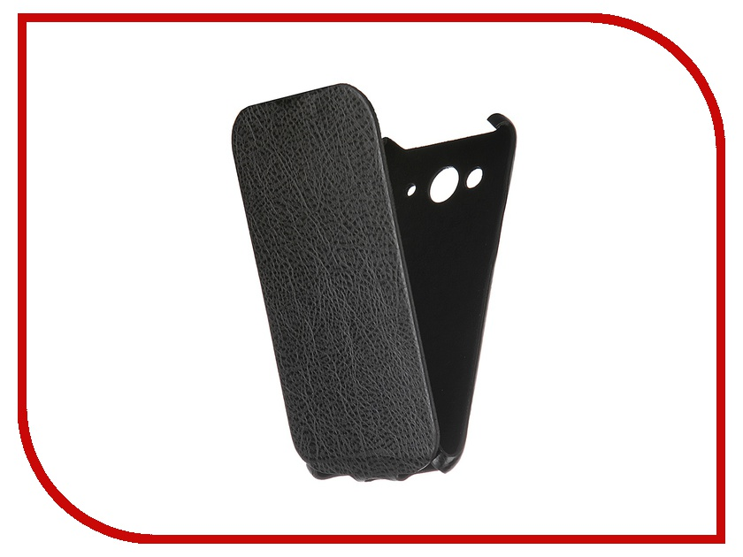 Аксессуар Чехол Samsung Galaxy J5 SM-J500 Mariso Ultra Slim экокожа Black чехол из экокожи для samsung galaxy a7 2016 sm a710 светло зеленый mariso