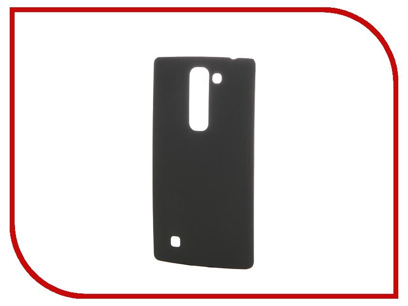 Аксессуар Чехол-накладка LG G4C SkinBox 4People Black T-S-LG4C-002 + защитная пленка