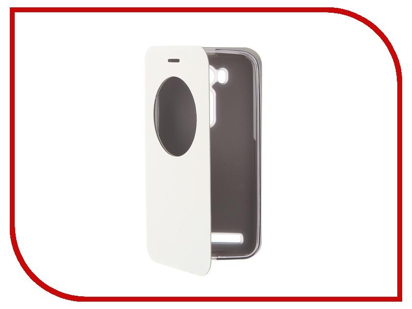 Аксессуар Чехол ASUS ZenFone Laser 2 ZE500KL/ZE500KG SkinBox Lux AW White T-S-AZL2-003<br>