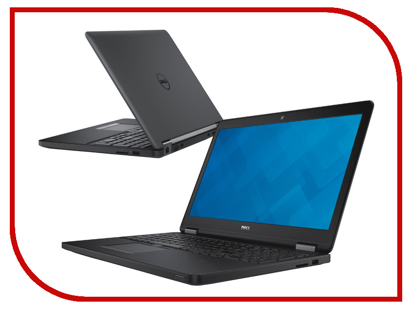 Ноутбук Dell Latitude E5550 5550-7829 (Intel Core i3-5010U 2.1 GHz/4096Mb/500Gb/DVD-RW/Intel HD Graphics/Wi-Fi/Cam/15.6/1366x768/Linux) 305153<br>