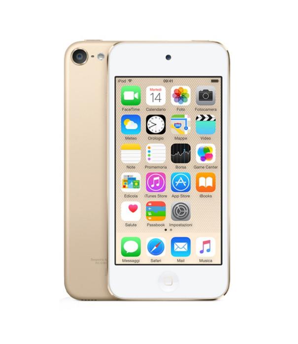 лучшая цена Плеер APPLE iPod Touch 6 - 32Gb Gold MKHT2RU/A
