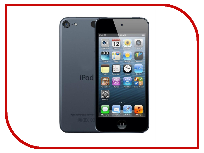 Плеер APPLE iPod Touch 6 - 64Gb Space Grey MKHL2RU/A