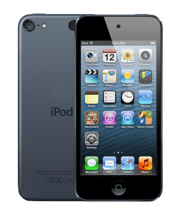 Плеер APPLE iPod Touch 6 - 64Gb Space Grey MKHL2RU/A<br>