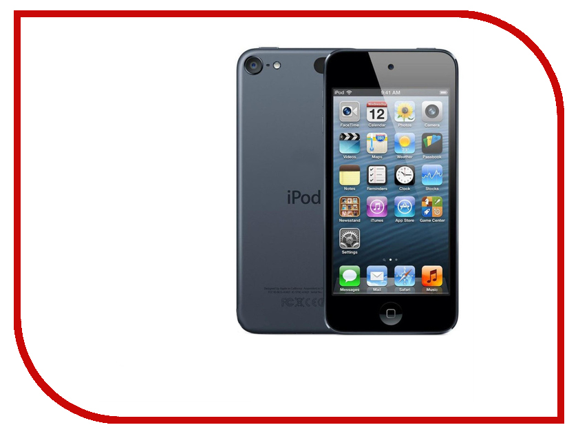 Плеер APPLE iPod Touch 6 - 16Gb Space Grey MKH62RU/A<br>