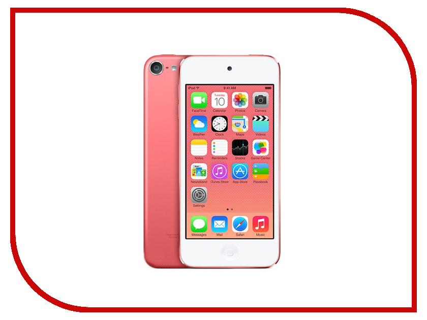 Плеер APPLE iPod Touch 6 - 16Gb Pink MKGX2RU/A<br>