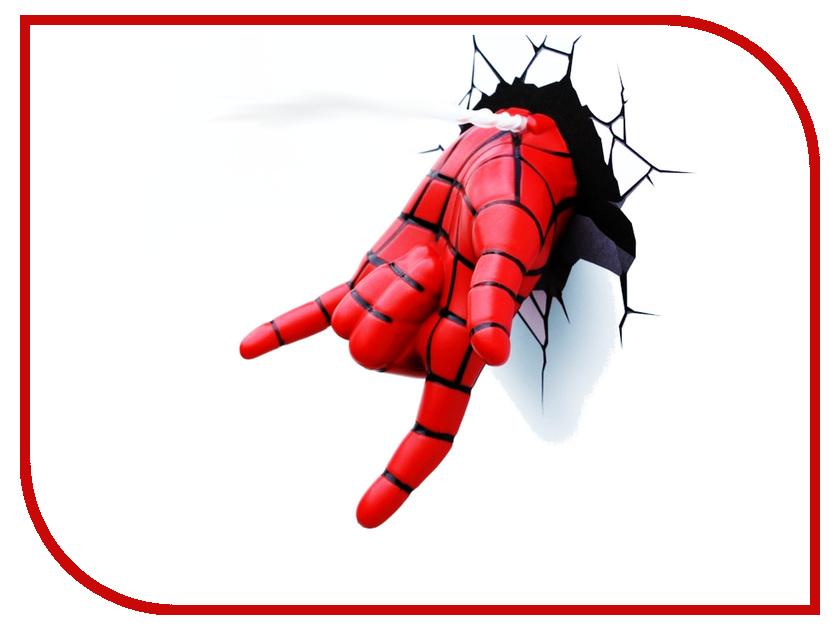 Светильник 3D Light FX Рука Человека-паука