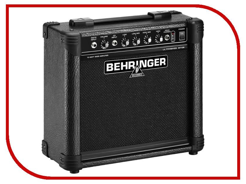Комбо-усилитель Behringer BT108