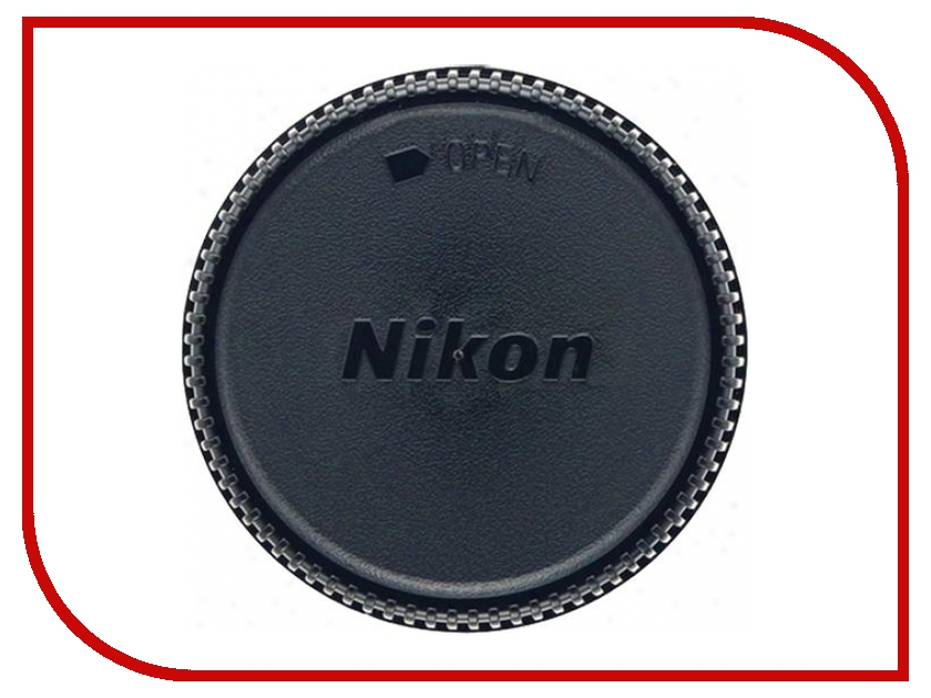 Аксессуар Betwix RLC-N1 Rear Lens Cap for Nikon 1 - крышка тыльная объектива general xl lens bag case for common camera lens