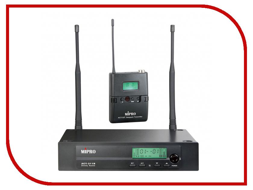 Радиомикрофон MIPRO ACT-311B/ACT-32T