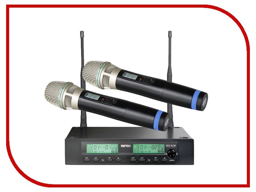 Радиомикрофон MIPRO ACT-312B/ACT-32H*2