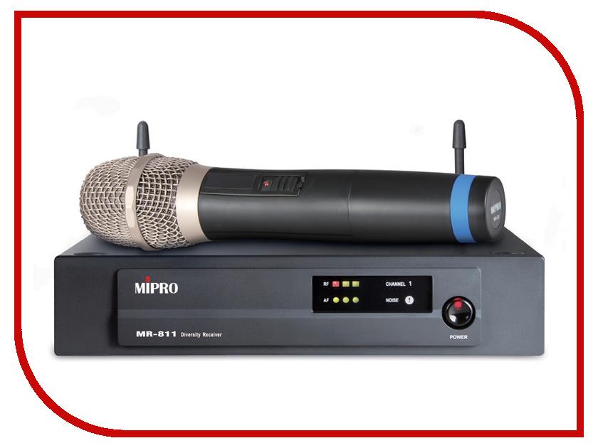 Радиомикрофон MIPRO MR-811/MH-80