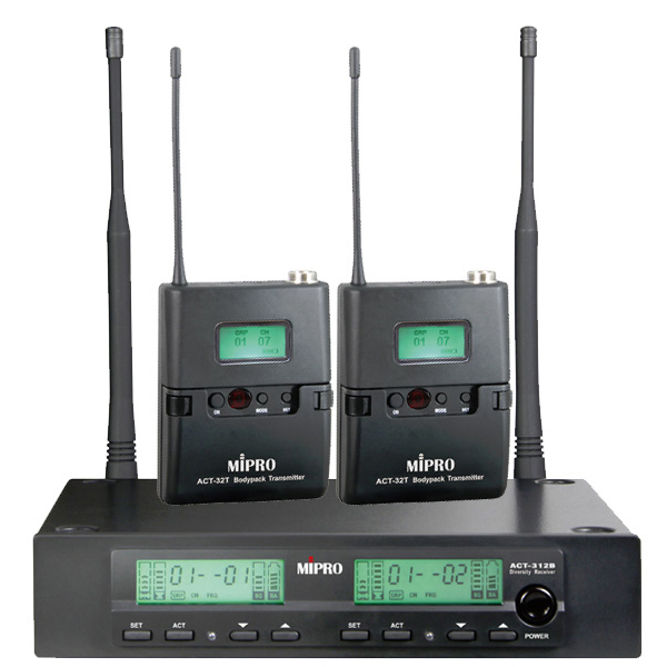 Радиомикрофон MIPRO ACT-312B/ACT-32T*2<br>