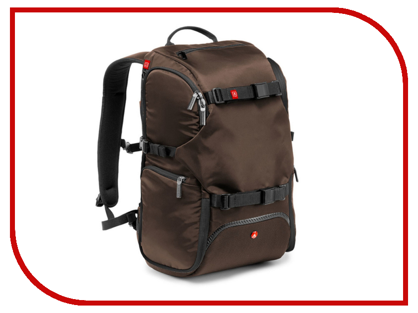 Рюкзак Manfrotto Advanced Travel MB MA-TRV-BW Brown