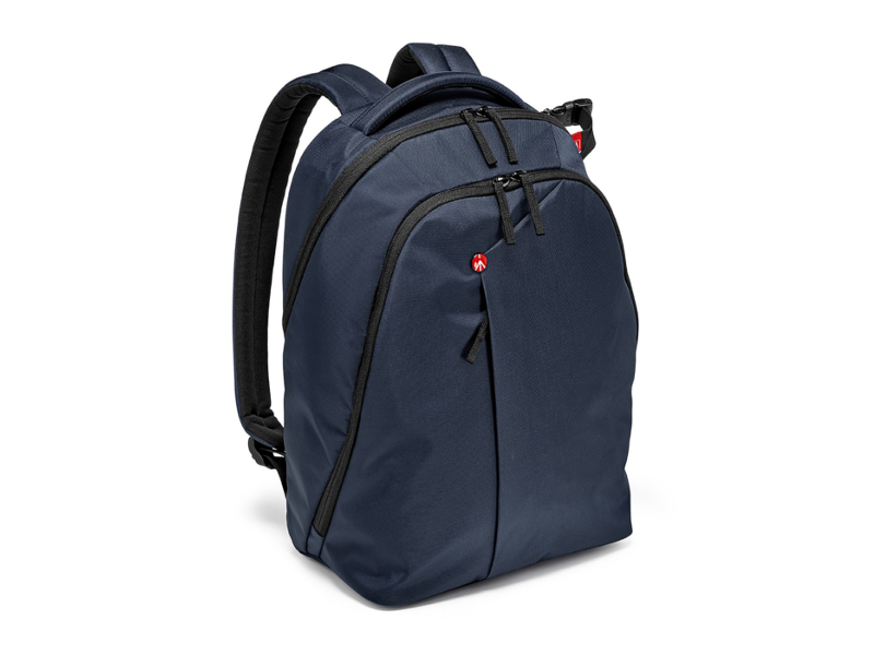Manfrotto Backpack for DSLR Camera MB NX-BP-VBU Blue цена и фото