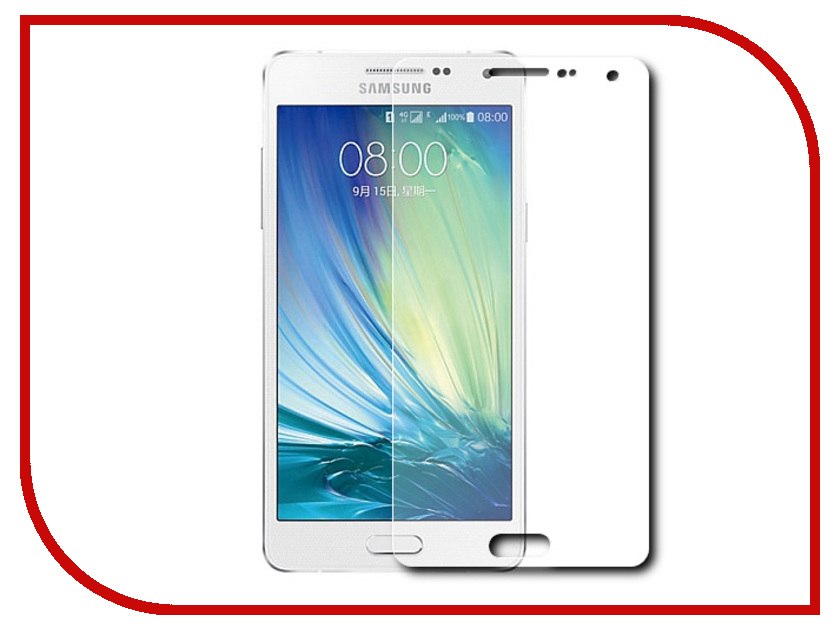 Аксессуар Защитная пленка Samsung Galaxy A5 Onext суперпрозрачная 40930