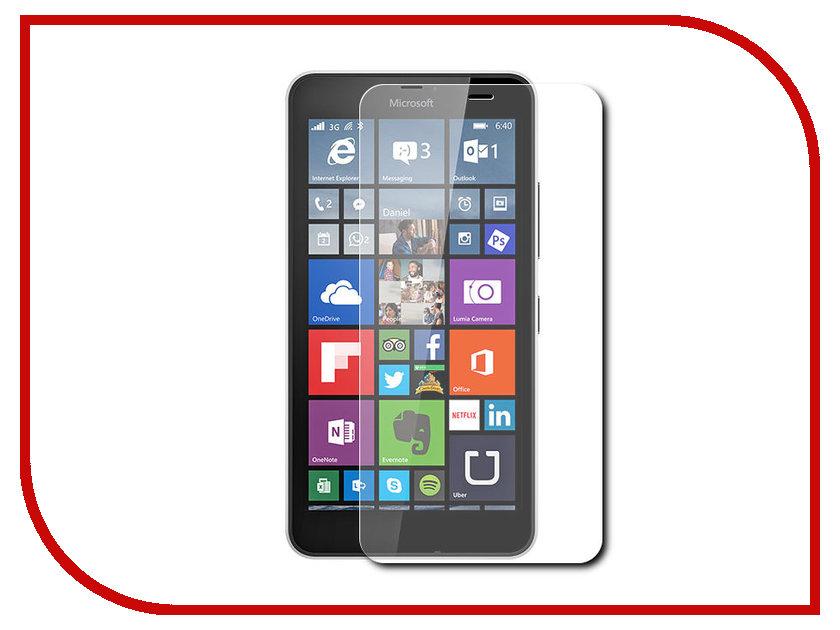 Аксессуар Защитная пленка Nokia Lumia 640 XL Onext суперпрозрачная 40895<br>