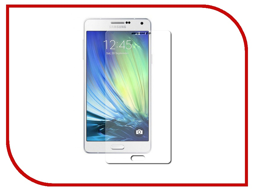 Аксессуар Защитная пленка Samsung Galaxy A7 Onext антибликовая 40933<br>