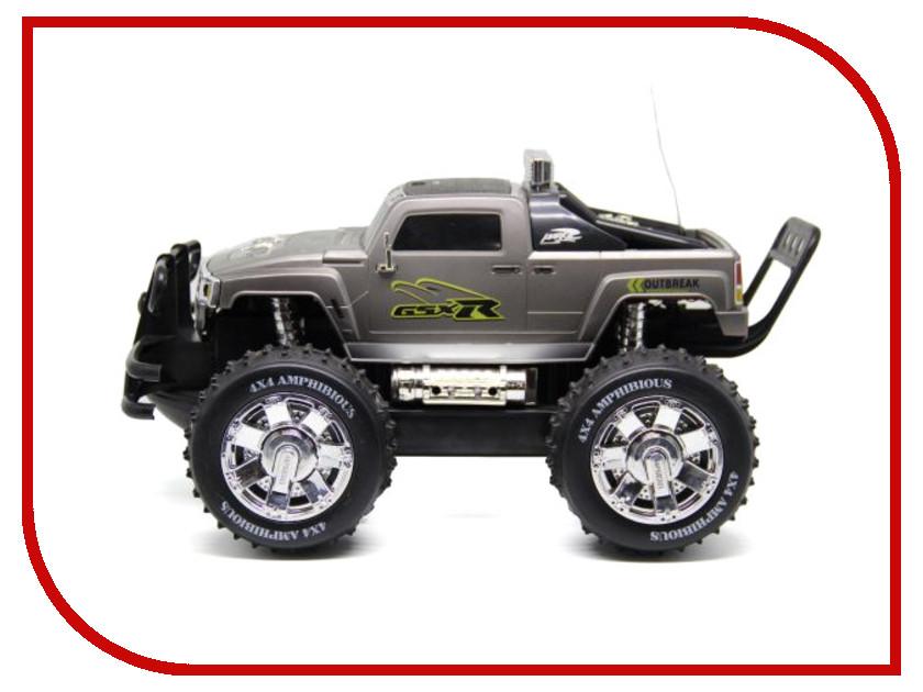 Радиоуправляемая игрушка Пламенный мотор Амфибия 87597