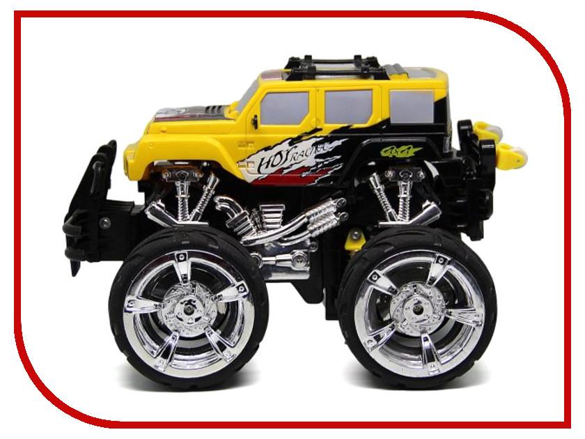 Радиоуправляемая игрушка Пламенный мотор Танцующий бигфут 87598