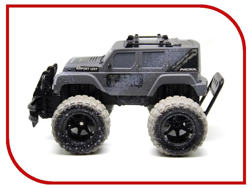 Радиоуправляемая игрушка Пламенный мотор Трофи-рейд 87591