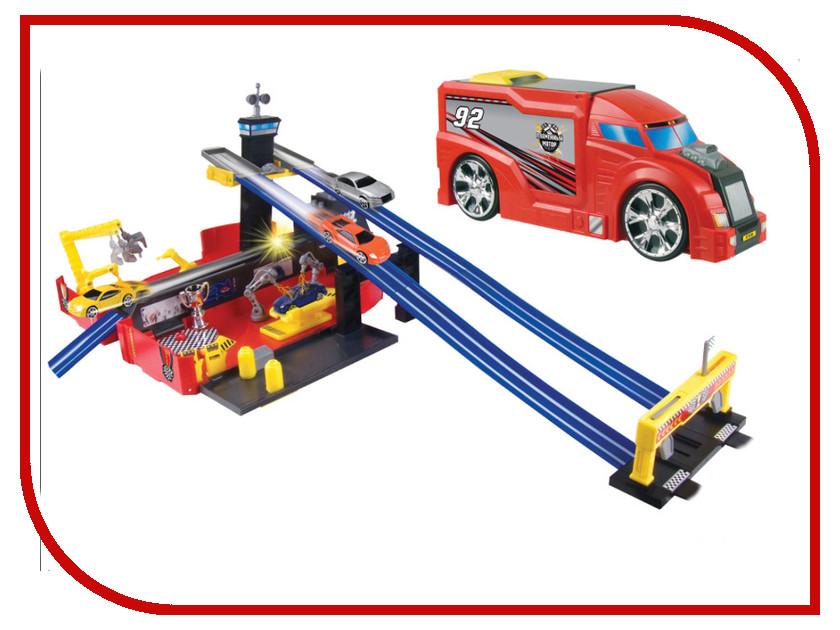 Автотрек Пламенный мотор Трейлер - Авторалли 87536