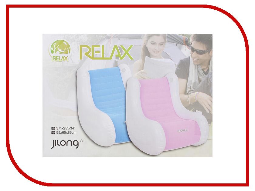 Надувное кресло Jilong Fasigo JL037259N 898274<br>