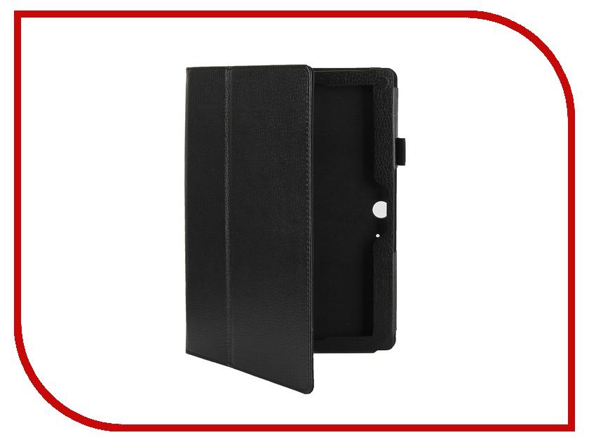 Аксессуар Чехол Lenovo TAB 2 A10-70L Palmexx Smartslim иск. кожа Black PX/STC LEN Tab2 A10-70 BL