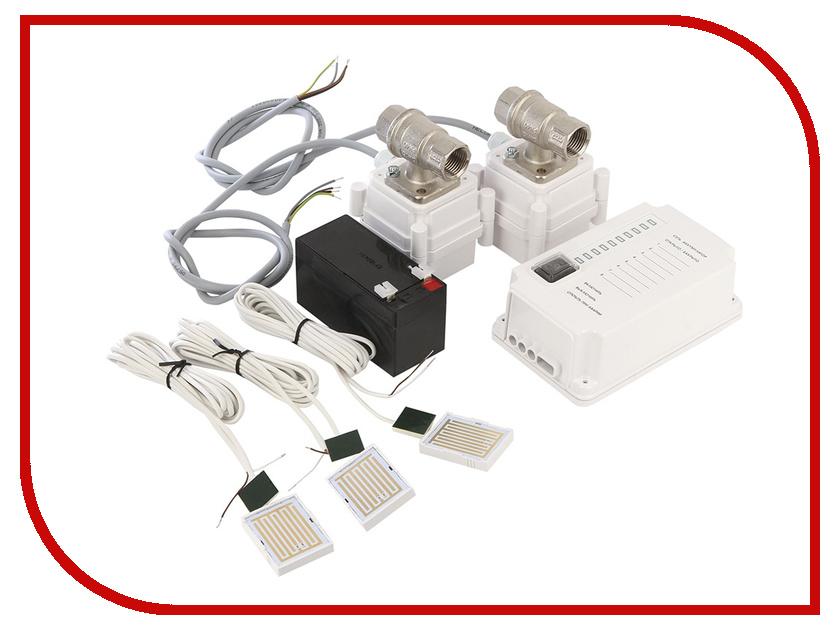 Система контроля протечки воды Gidrolock Ultimate BL / EG Квартира 1