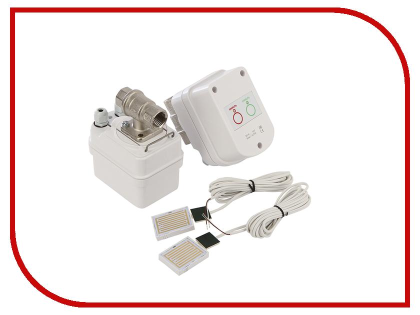 Система контроля протечки воды Gidrolock Winner BL/EG Квартира 1 система контроля протечки воды gidrolock winner bl eg загородный дом 1