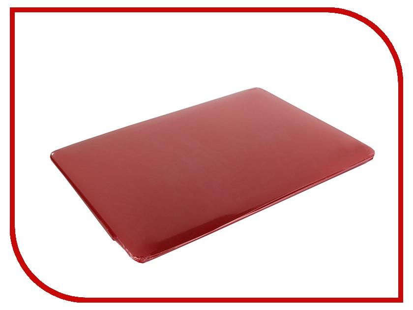 Аксессуар Чехол 12-inch Palmexx MacCase для APPLE MacBook 12 Red<br>