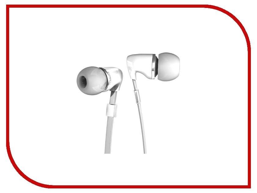 Гарнитура Fischer Audio Thunderstone White<br>