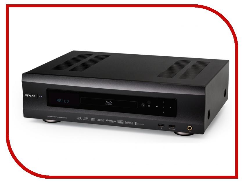 Blu-ray плеер OPPO BDP-105D Black<br>